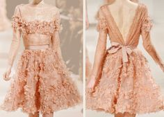 Elie Saab. Spring/Summer 2011 Haute Couture.