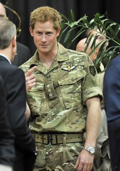 21 Most Swoon-Worthy Moments Of Prince Harry's Visit ToAmerica (this is for @Kate Jones)