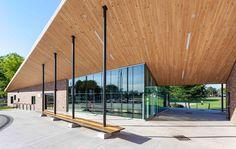 Gallery of The Oval Pavilion / DSRA Architecture - 3 #pavilionarchitecture