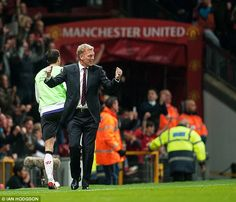 A win over United's great rivals is just what Moyes needed.
