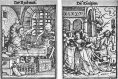 The Rich Man The Queen by @artistholbein #northernrenaissance