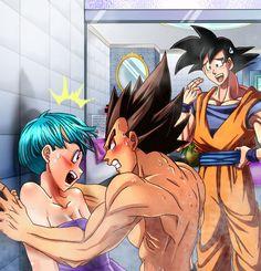 DBZ oh Goku....wtf