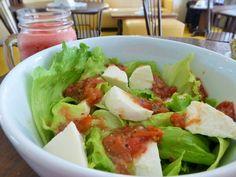 Salada - Sublime Confeitaria