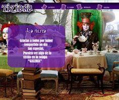 Pueden visitar el sitio en www.cumpletiziana.com.ar