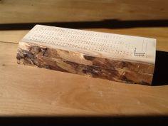 Aspen Cribbage Board