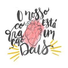 #treinando #lettering #pincel #tinta #deus #amormaior #jesus
