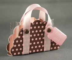 Cute idea for treat package.