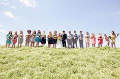 lauren f liddell photography bridal party