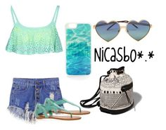 """""""Untitled #125"""" by nicasbo on Polyvore"""