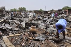 Seunsmith Networks Innovation Blog: Chadian Aircraft Bomb Nigerian Town In Anti-Boko H...