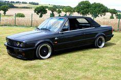 BMW 325i e30 cabrio