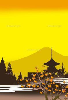 柿の木に寺 (c)KAWANO Ryuji
