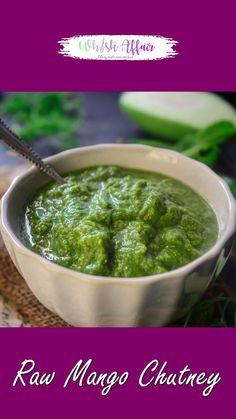 Indian Chutney Recipes, Indian Veg Recipes, Indian Dessert Recipes, Indian Snacks, Tasty Vegetarian Recipes, Spicy Recipes, Tandoori Masala, Chaat Recipe, Fresh Coriander