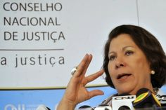 """RN POLITICA EM DIA: JUÍZA ELIANA CALMON DIZ QUE """"CORRUPÇÃO ESTÁ DOMINA..."""