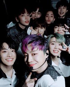 180204 JBJ Yongguk and Donghan cr supreme boy Korean Wave, Korean Music, Kim Yongguk, Boys Republic, Kwon Hyunbin, U Kiss, Fandom, Bts And Exo, Actor Model
