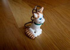 ¿Queréis regalar un llavero personalizado con tu mascota? Entra en www.idea.decoraco..., envíanos una fotografía de tu perro, gato, pájaro,.. y diseñaremos tu llavero.