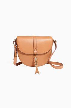 Covet Sloane Bag - Saddle Leather | Stella & Dot