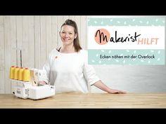 Kapuzenpullover mit Wickelkapuze, Daumenlöchern und Eingriffstaschen nähen - YouTube