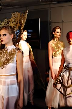 Lisbon Fashion Week SS 17 – OLGA NORONHA