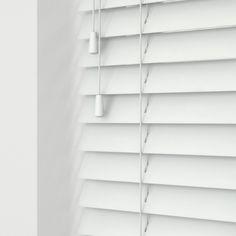 White Wood Blinds Gloss Dark Grey Wooden Blinds Made To Measure. Cheapest Blinds UK Ltd Premium White Wood Venetians . Luxury Bright Gloss Yellow Wooden Blinds Made To Measure. Wood Slats, Blinds, Wood Blinds, White Wood, Faux Wood, Cord Wood, Cheap Blinds, Venetian Blinds, White Wood Blinds