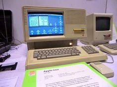 Apple Lisa, My First true computer love