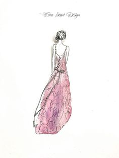 Your place to buy and sell all things handmade Painted Paper, Hand Painted, Pearl Design, Unique Words, Metallic Thread, These Girls, Watercolour Painting, Paper Dolls, Fairytale