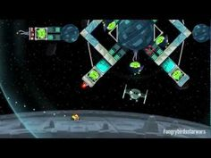 Angry Birds Star Wars official gameplay trailer! May the (angry) force be with you.. :))
