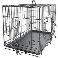 "OxGord 42"" XXL Dog Crate, Double-Doors Folding Metal w/ D... https://www.amazon.com/dp/B00IGEP3I6/ref=cm_sw_r_pi_awdb_x_v4U3zbHZASYGQ"