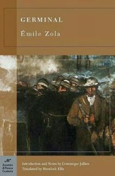 A Great Book Study: My First Zola: Germinal