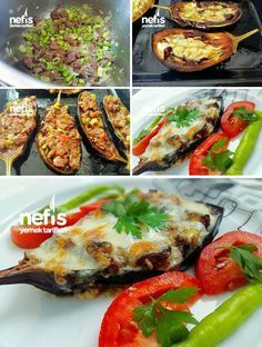 How to Make Great Abant Kebab Recipe? Illustrated explanation of the wonderful Abant Kebab Recipe in Iftar, Turkish Recipes, Ethnic Recipes, Good Food, Yummy Food, Delicious Recipes, Always Hungry, Homemade Beauty Products, Health Problems