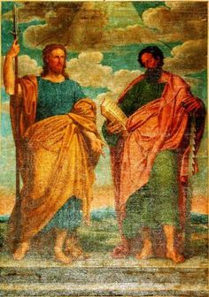 Blessed Feast Day of Sts Simon and Jude – Apostles of Christ – Ocftober 28 #pinterest #stssimonandjude St Simon (the Zealot) – The name Simon occurs in all of the Synoptic Gospels and the Book of Acts each time there is a list of apostles, without further details: Simon, (whom he also named Peter,) and Andrew his brother, James and John, Philip and Bartholomew, Matthew and Thomas, James the son of Alphaeus,........