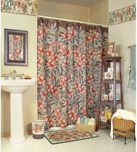 Shower Curtains And Accessories At Laurens Linens. We Offer Many Bathroom  Shower Curtains, Avanti Shower Curtain Sets, And Other Bathroom Accessories  From ...