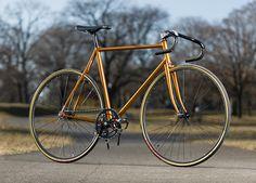 PEDAL Consumption | Bishop Bikes | Brian's Track Bike