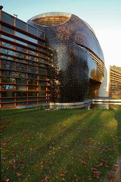 WWF // Zeist // The Netherlands // RAU Architects