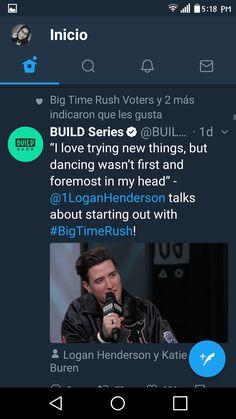 BIG TIME RUSH // LOGAN HENDERSON