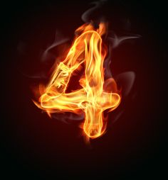 Number 4 Numerology, Meaning of The Number 4 and Life Path - Means that you seek security and your home is your sanctuary. Read this to find out more. The Number 4, Lucky Number, Expression Number, Fire Stock, 4 Tattoo, 4 Wallpaper, Make You Believe, Divine Light, The Ordinary