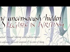 Rhythm in Calligraphy - YouTube