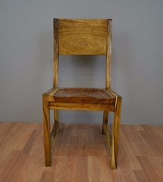 Solid Chamcha Dining Chair