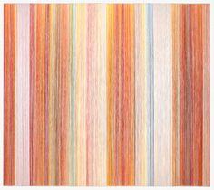 Anne Lindberg - Images - Thread Drawings