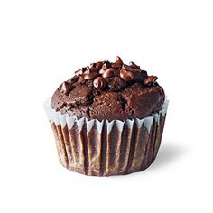 Healthy Muffin Recipes | Chocolate-Chocolate Chip Muffins | CookingLight.com