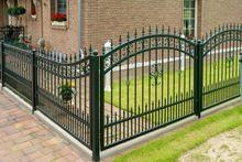 Amazing New Design Decorative High Quality Wrought Iron Security Fences 290