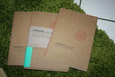 Roterfaden: Die Einlagen für den Taschenbegleiter #notebook #diary #stationary #notizbuch #tagebuch #papier