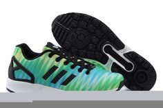 sports shoes c44ef 51934 1767   Adidas Zx Flux Billigt Herr Svart Grön SE112253eClthx. 1830   Nike  Air Max ...