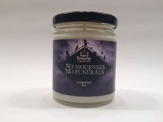 No Mourners No Funerals | Six of Crows/Crooked Kingdom scented soy candle by lumierecandleshop on Etsy https://www.etsy.com/uk/listing/469328624/no-mourners-no-funerals-six-of