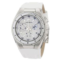 $599.99 Techno Marine Ladies' Cruise Steel Watch In White