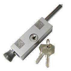 TOLEDO LOCKS'S BEST TDP02S Sliding Glass Door Patio Lock (Keyed Alike Yale Keyway) Toledo & Co. http://www.amazon.com/dp/B00AVB7H36/ref=cm_sw_r_pi_dp_wrCKvb1BN3J2N
