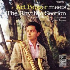 Art Pepper - Meets The Rhythm Section On Vinyl LP