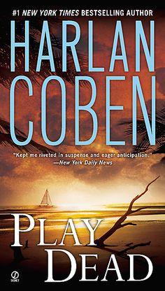 Harlan Coben. Always a good read!