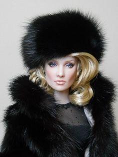 Black Fox Barbie