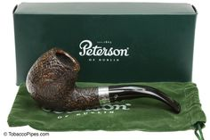 TobaccoPipes.com - Peterson Dublin Castle 68 Tobacco Pipe, $108.00 (http://www.tobaccopipes.com/peterson-dublin-castle-68-tobacco-pipe/)